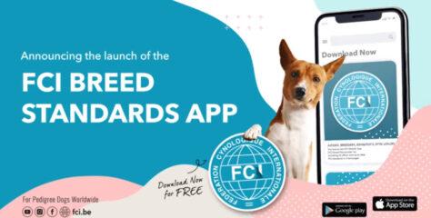 FCI запустило приложение со стандартами пород